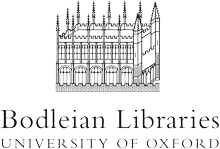 The Bodleian Libraries of the University of Oxford